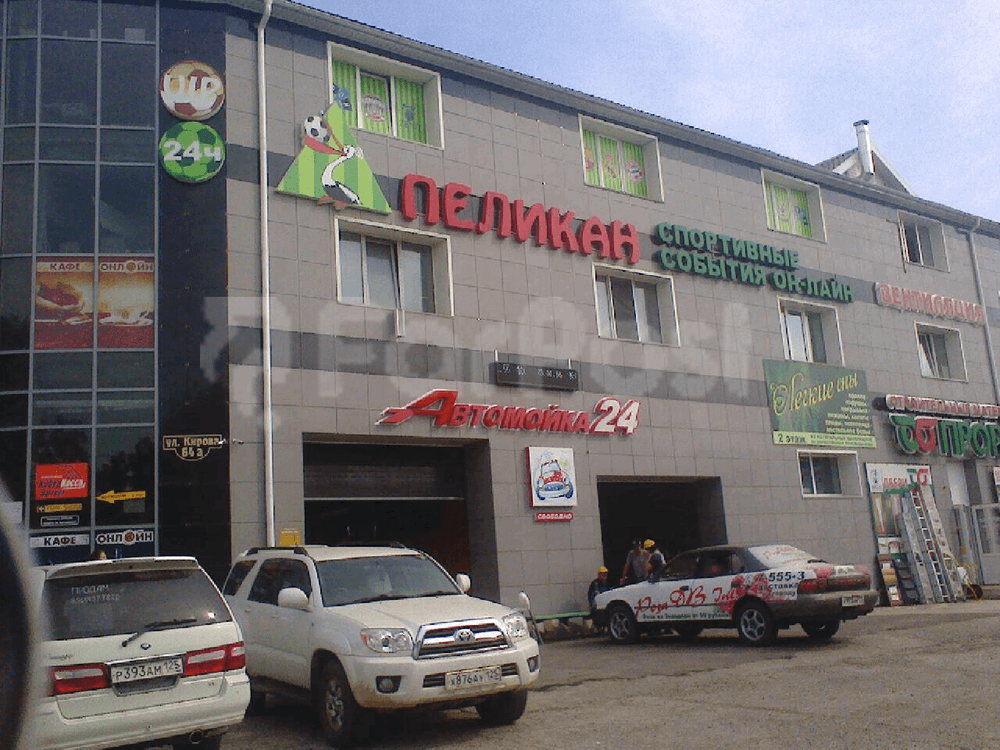 пеликан офис