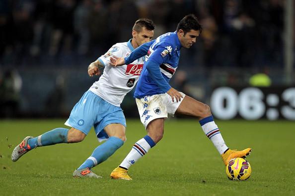 UC+Sampdoria+v+SSC+Napoli+Serie+ltItvMYRGtUl