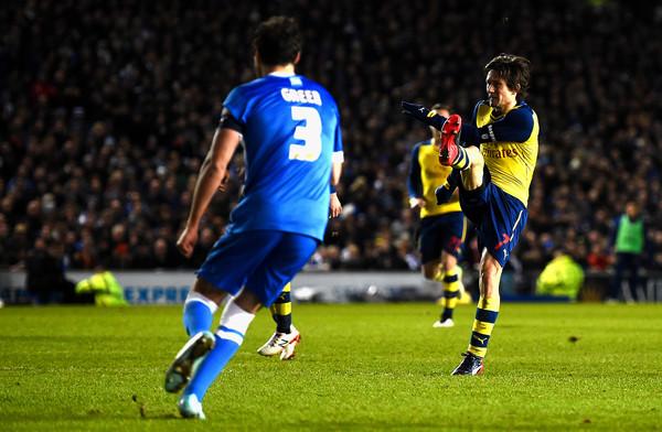 Brighton+Hove+Albion+v+Arsenal+FA+Cup+Fourth+En8hexgQtobl