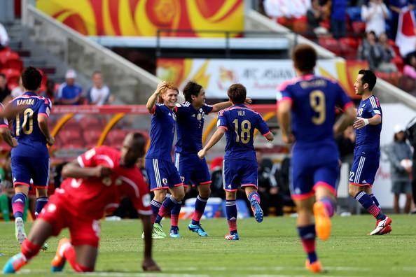 Japan+v+Palestine+2015+Asian+Cup+99WscVABHYFl