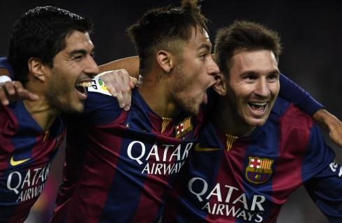 Прогноз на матч Барселона – Малага, Ла Лига, 21.02.2015
