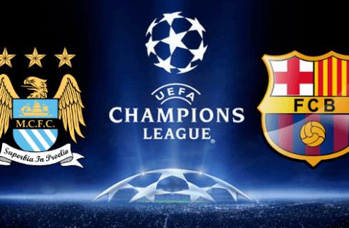 Прогноз на матч Манчестер Сити – Барселона, Лига чемпионов, 24.02.2015