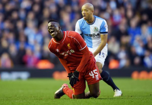 Liverpool+v+Blackburn+Rovers+FA+Cup+Quarter+5JEzL8JKdOEl