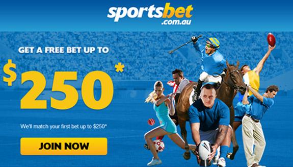 Sportsbet-$250-Sign-Up-Bonus