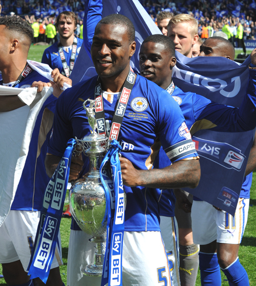 Leicester v Doncaster Rovers, Sky Bet Championship, 3 May 2014,