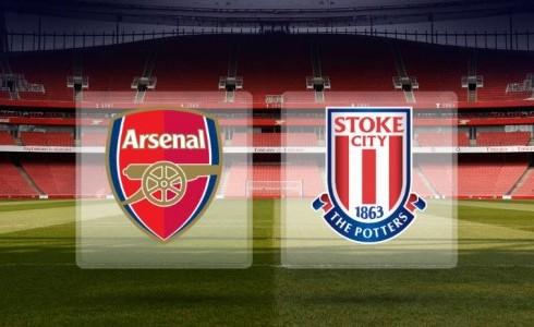 Прогноз на матч Арсенал – Сток Сити, чемпионат Англии, 12.09.2015