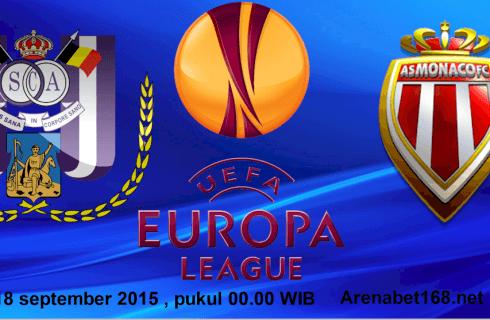 Прогноз на матч Андерлехт — Монако, Лига Европы, 17.09.2015