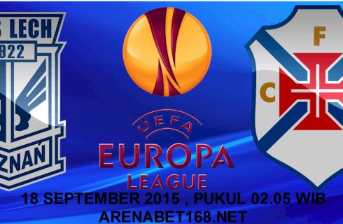 Прогноз на матч Лех — Белененсеш, Лига Европы, 17.09.2015