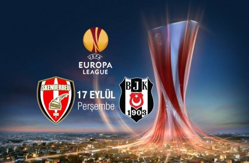 Прогноз на матч Шкендербеу — Бешикташ, Лига Европы, 17.09.2015
