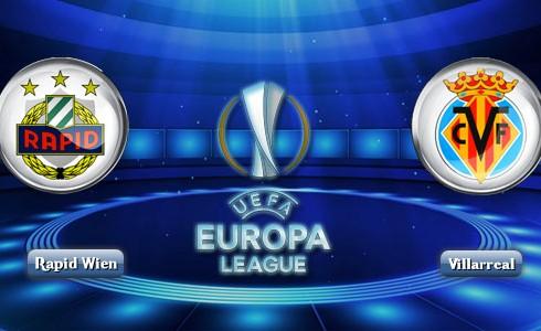 Прогноз на матч Рапид — Вильярреал, Лига Европы, 17.09.2015