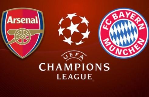 Прогноз на матч Арсенал — Бавария, Лига чемпионов, 20.10.2015