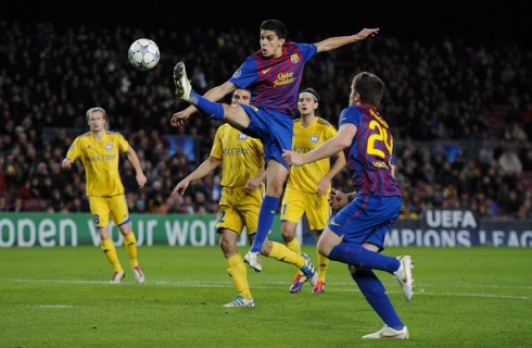Прогноз на матч БАТЭ – Барселона, Лига чемпионов, 20.10.2015