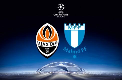 Прогноз на матч Шахтер – Мальме, Лига чемпионов, 3.11.2015