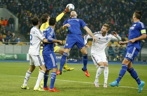Прогноз на матч Челси — Динамо, Лига Чемпионов УЕФА, 4.11.2015