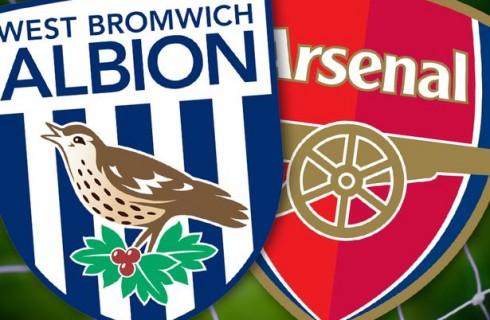 Прогноз на матч Вест Бромвич — Арсенал, чемпионат Англии, 21.11.2015