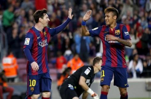 Прогноз на матч Барселона — БАТЭ, Лига Чемпионов УЕФА, 4.11.2015