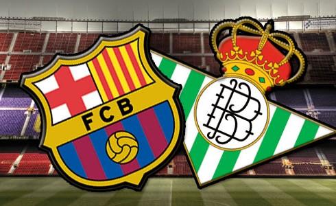 Прогноз на матч Барселона — Бетис, чемпионат Испании, 30.12.2015
