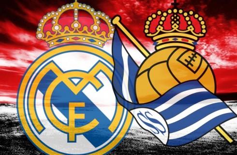 Прогноз на матч Реал – Реал Сосьедад, Чемпионат Испании, 30.12.2015