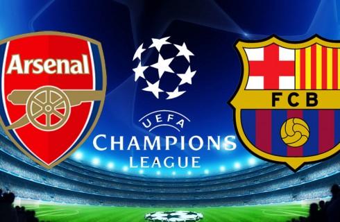 Прогноз на матч Арсенал — Барселона, Лига чемпионов УЕФА, 23.02.2016