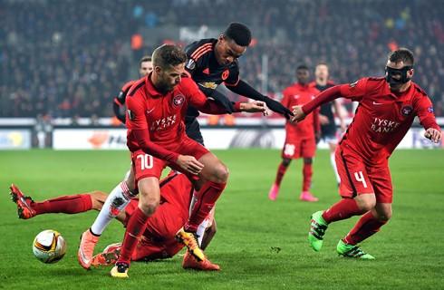 Прогноз на матч Манчестер Юнайтед -Мидтъюллан, Лига Европы УЕФА, 25.02.2016