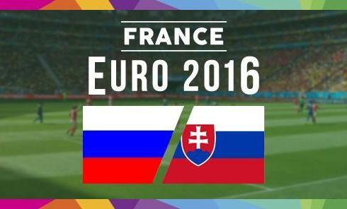 Прогноз на матч Россия – Словакия, чемпионат Европы, 15.06.2016
