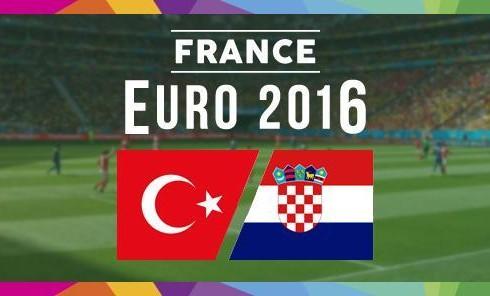 Прогноз на матч Турция – Хорватия, чемпионат Европы, 12.06.2016