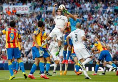 Реал Мадрид – Валенсия. Прогноз матча Примеры, 29.04.2017