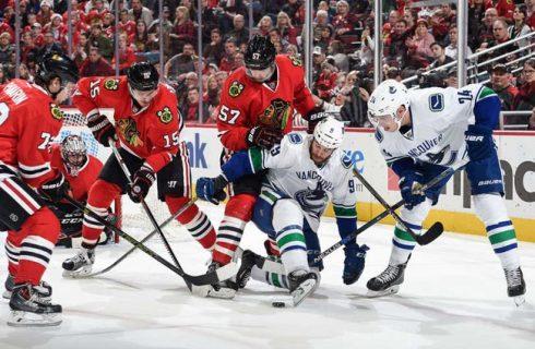 НХЛ. Прогноз. Чикаго — Ванкувер