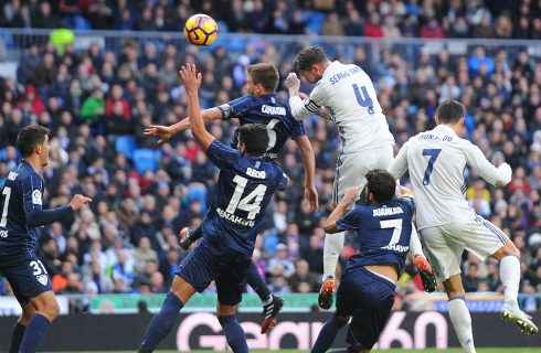 Ла Лига. Прогноз. Малага — Реал